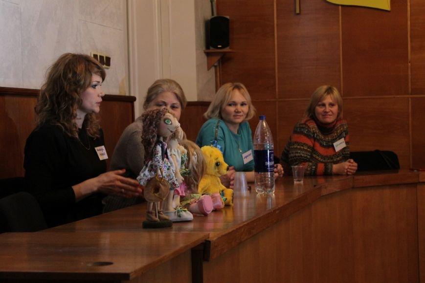 В Доброполье рассказали об усилении работоспособности перемещенных женщин (ФОТО), фото-6