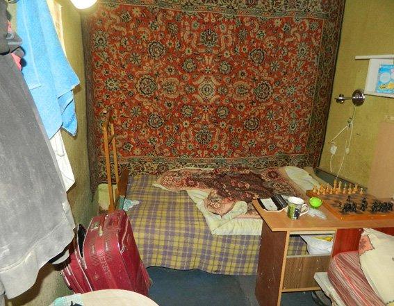 В Киеве мужчина зарезал напарника (ФОТО) (фото) - фото 3