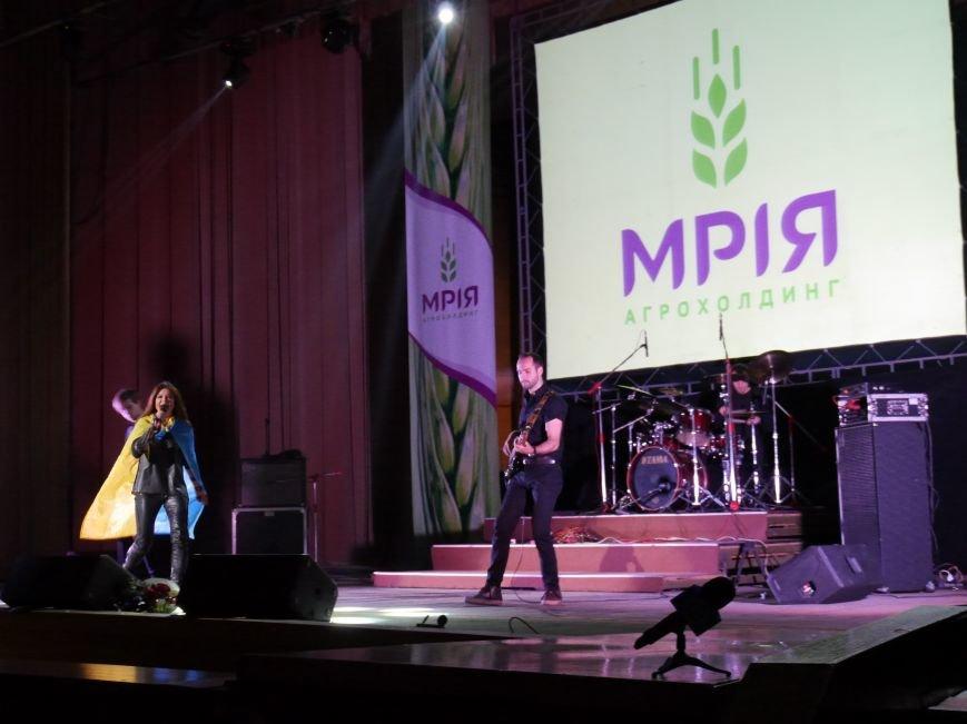 На запрошення «МРІЇ» у Тернополі сольний концерт провела народна артистка України Руслана (фоторепортаж) (фото) - фото 1