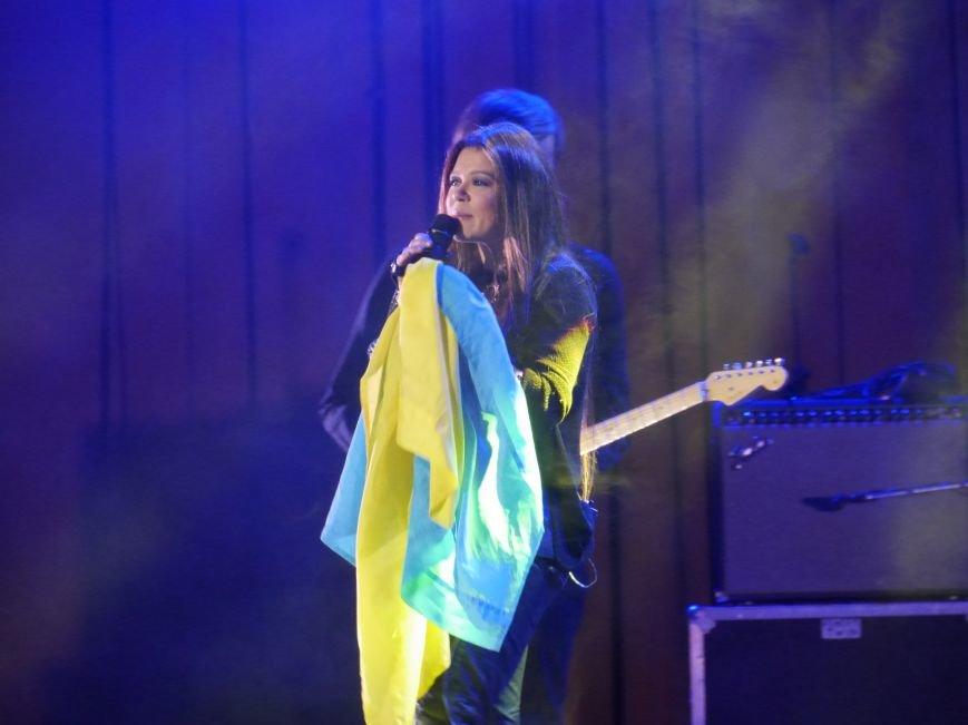 На запрошення «МРІЇ» у Тернополі сольний концерт провела народна артистка України Руслана (фоторепортаж) (фото) - фото 2