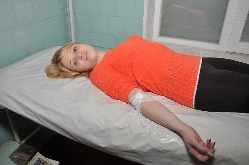 Студенти БДМУ здали кров (фото) - фото 1