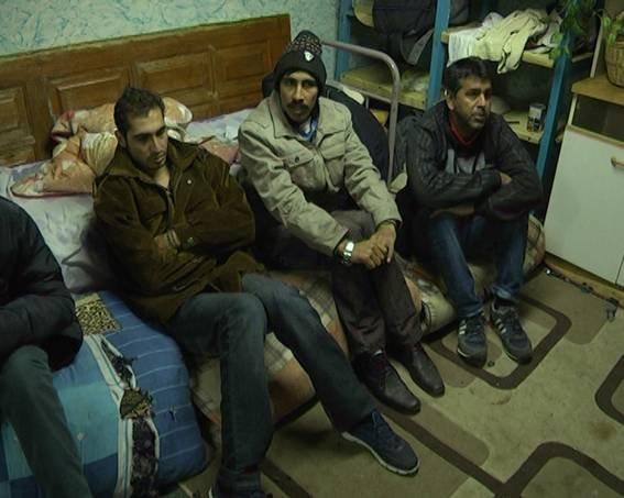 Под Киевом задержали 21 азиата-нелегала (ФОТО) (фото) - фото 2