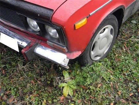 В Конотопі поліцяї затримала водія, який зник з місця ДТП (фото) - фото 1