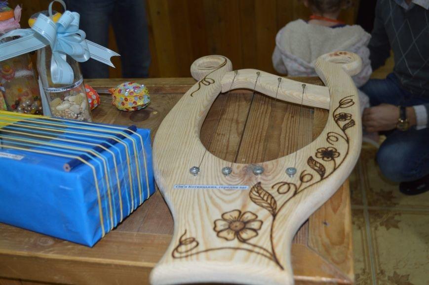 Барабанили і били по стунам гітар: у Житомирі дошкільнята виготовили справжні музичні інструменти, фото-10