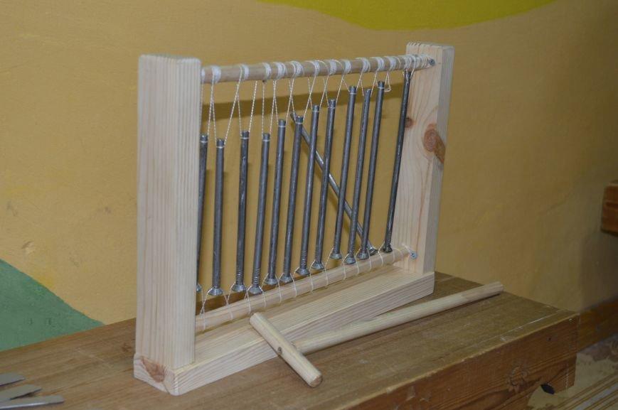 Барабанили і били по стунам гітар: у Житомирі дошкільнята виготовили справжні музичні інструменти, фото-7