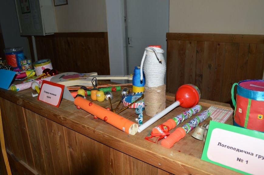 Барабанили і били по стунам гітар: у Житомирі дошкільнята виготовили справжні музичні інструменти, фото-6