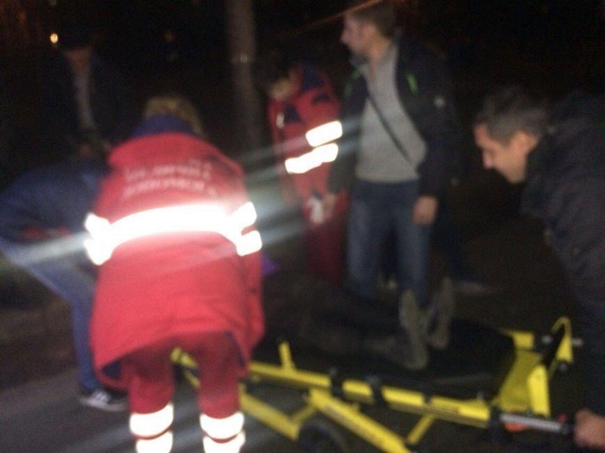 В Мариуполе на пешеходном переходе «Таврия» сбила женщину (ФОТО) (фото) - фото 2