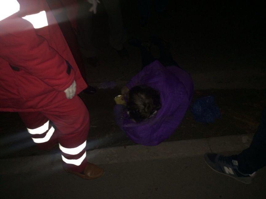 В Мариуполе на пешеходном переходе «Таврия» сбила женщину (ФОТО) (фото) - фото 3