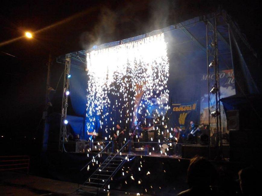 Музиканти гурту «Тінь Сонця» дякують Конотоп та мера міста за теплий прийом(Фото, Відео), фото-5