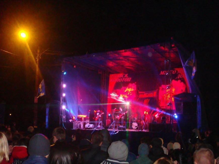 Музиканти гурту «Тінь Сонця» дякують Конотоп та мера міста за теплий прийом(Фото, Відео), фото-7