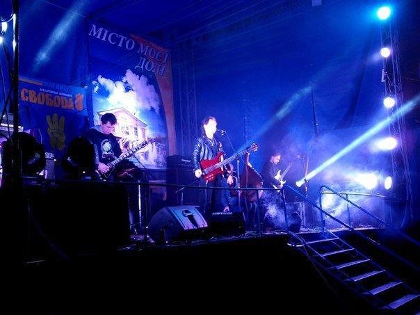 Музиканти гурту «Тінь Сонця» дякують Конотоп та мера міста за теплий прийом(Фото, Відео) (фото) - фото 1
