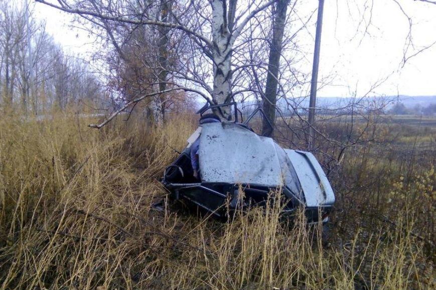 Пожилая пассажирка «пятнадцатой» погибла в аварии в Шебекинском районе, фото-1