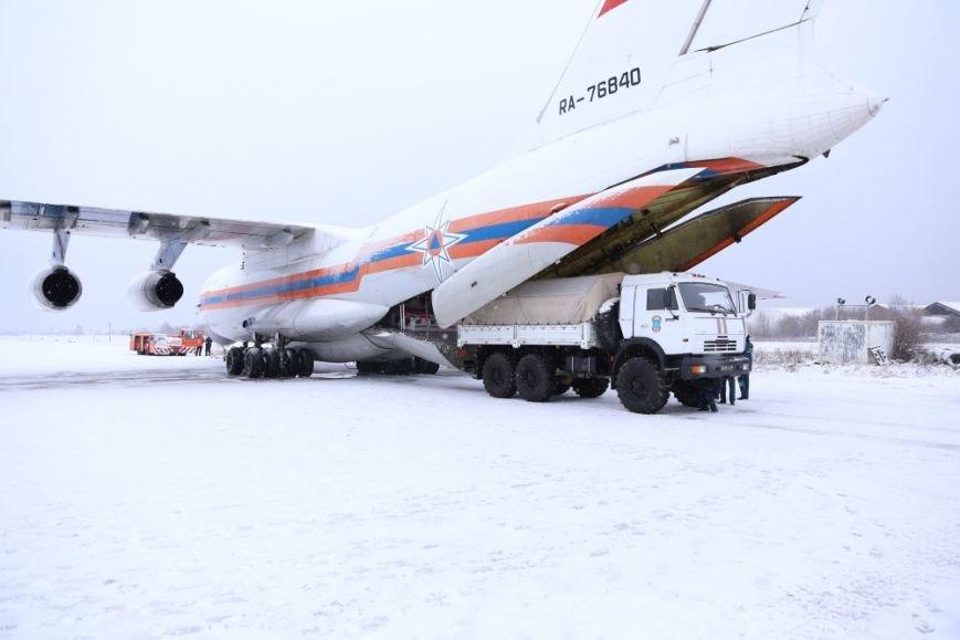 Сегодня МЧС России доставит в Крым 300 мобильных электрогенераторов (ФОТО), фото-1
