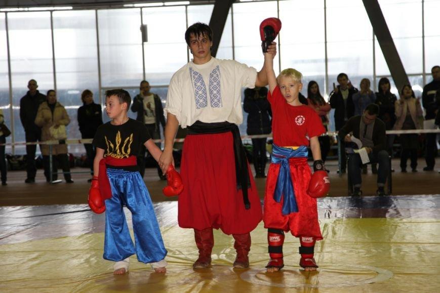 В Запорожье прошел Чемпионат Украины по рукопашному бою «СПАС» при поддержке мецената Александра Богуслаева (фото) - фото 1