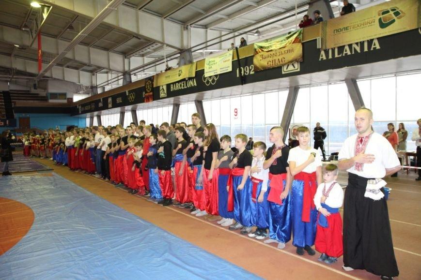 В Запорожье прошел Чемпионат Украины по рукопашному бою «СПАС» при поддержке мецената Александра Богуслаева (фото) - фото 3