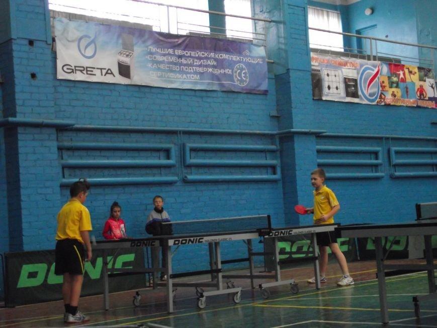Спортсмены Красноармейской ДЮСШ сразились за звание лучшего теннисиста (фото) - фото 2