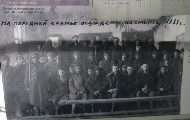 У Вінниці фотовиставкою згадали жахіття Голодоморів в Україні, фото-4