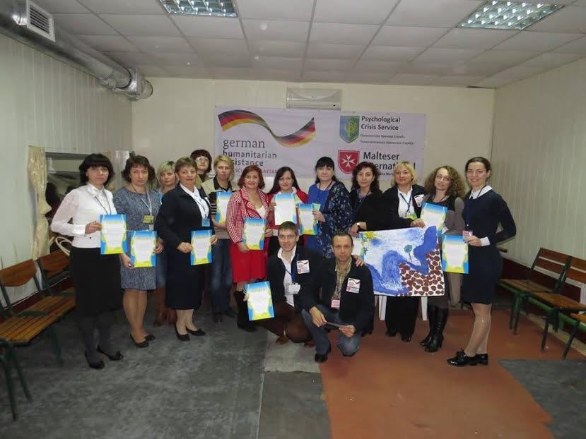 Мариупольцы ездили на психологическую реабилитацию в Юрьевку (фото) - фото 1