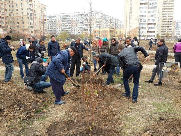 В Одессе на месте пустыря вырос парк (ФОТО) (фото) - фото 1