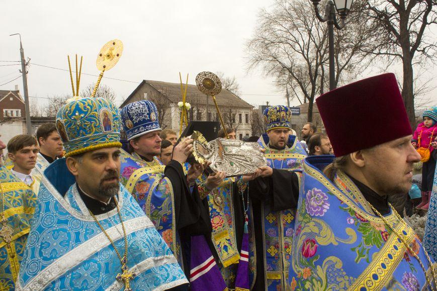 В Днепродзержинске встретили великую православную святыню, фото-6