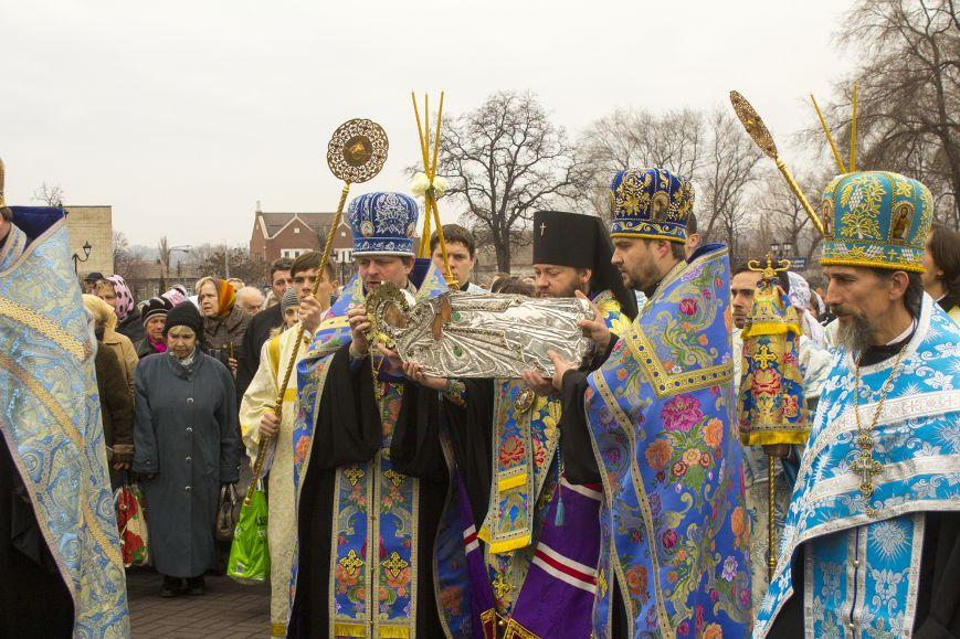В Днепродзержинске встретили великую православную святыню, фото-8