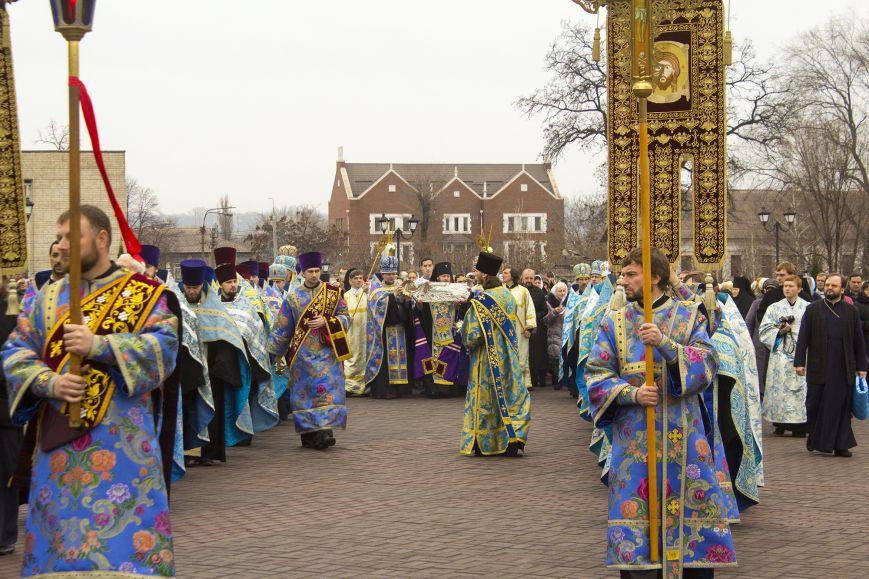 В Днепродзержинске встретили великую православную святыню, фото-7