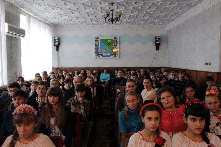 Осмотр деятельности волонтерских отрядов среди учеников школ Добропольского района (ФОТО), фото-16