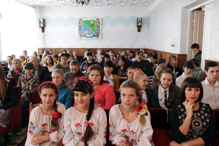 Осмотр деятельности волонтерских отрядов среди учеников школ Добропольского района (ФОТО), фото-5