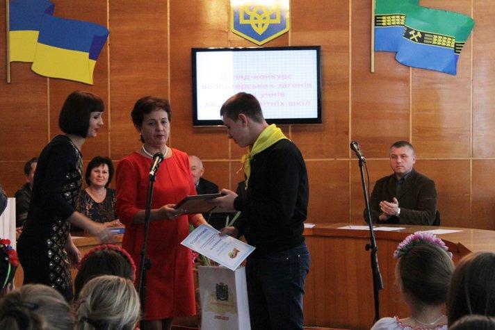 Осмотр деятельности волонтерских отрядов среди учеников школ Добропольского района (ФОТО), фото-20