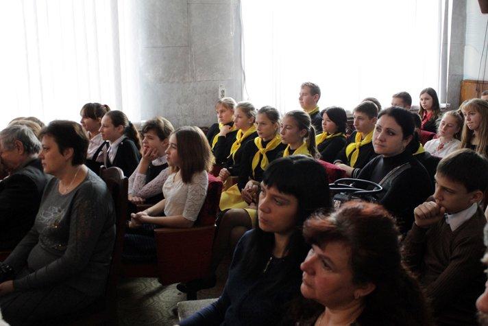 Осмотр деятельности волонтерских отрядов среди учеников школ Добропольского района (ФОТО), фото-9