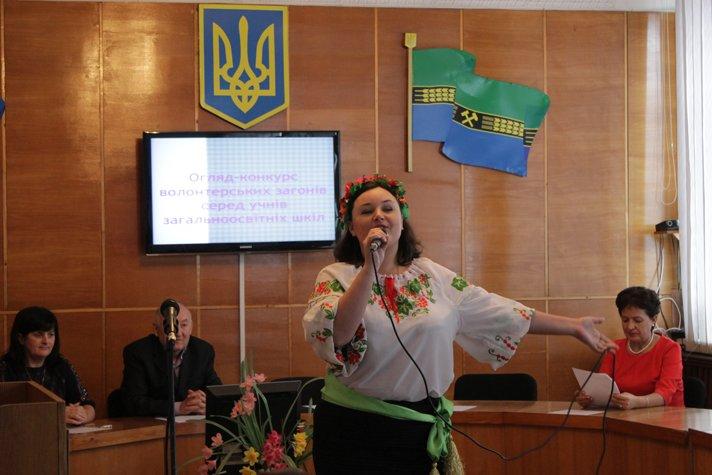 Осмотр деятельности волонтерских отрядов среди учеников школ Добропольского района (ФОТО), фото-31