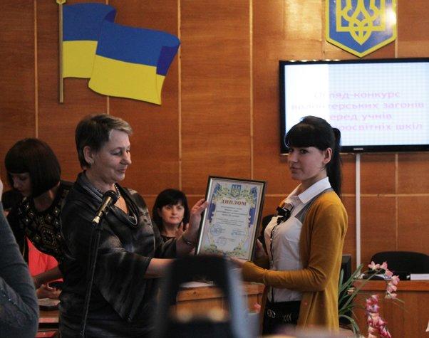 Осмотр деятельности волонтерских отрядов среди учеников школ Добропольского района (ФОТО), фото-28