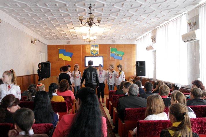 Осмотр деятельности волонтерских отрядов среди учеников школ Добропольского района (ФОТО), фото-2