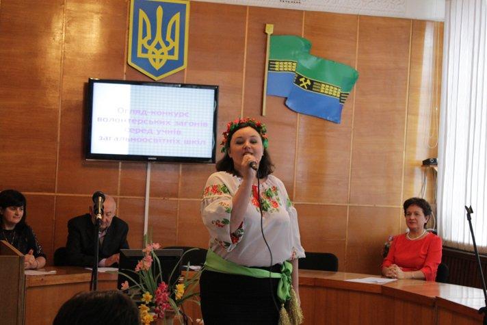Осмотр деятельности волонтерских отрядов среди учеников школ Добропольского района (ФОТО), фото-30
