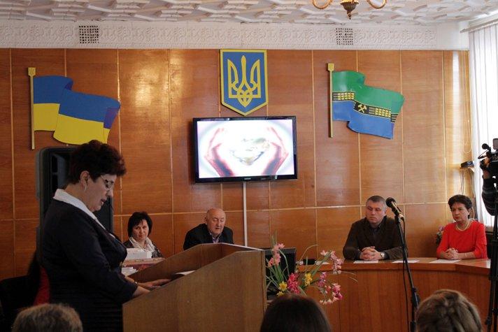 Осмотр деятельности волонтерских отрядов среди учеников школ Добропольского района (ФОТО), фото-8