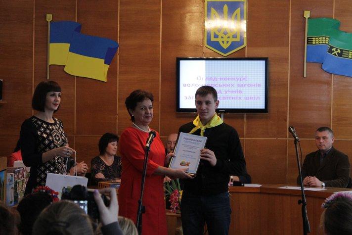 Осмотр деятельности волонтерских отрядов среди учеников школ Добропольского района (ФОТО), фото-18