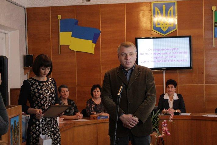 Осмотр деятельности волонтерских отрядов среди учеников школ Добропольского района (ФОТО), фото-22