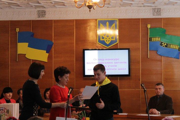 Осмотр деятельности волонтерских отрядов среди учеников школ Добропольского района (ФОТО), фото-19