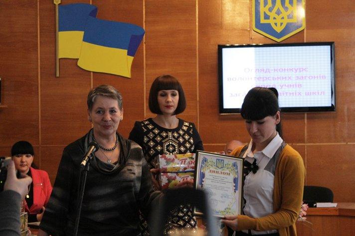 Осмотр деятельности волонтерских отрядов среди учеников школ Добропольского района (ФОТО), фото-29
