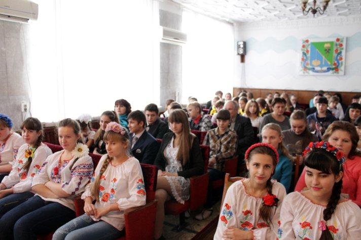 Осмотр деятельности волонтерских отрядов среди учеников школ Добропольского района (ФОТО), фото-6