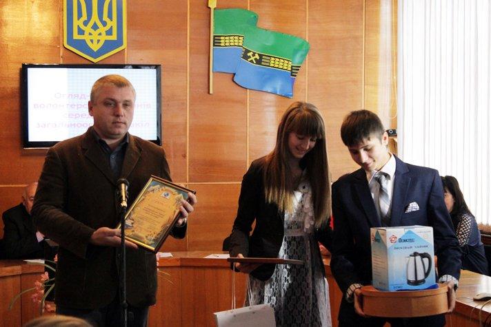 Осмотр деятельности волонтерских отрядов среди учеников школ Добропольского района (ФОТО), фото-24