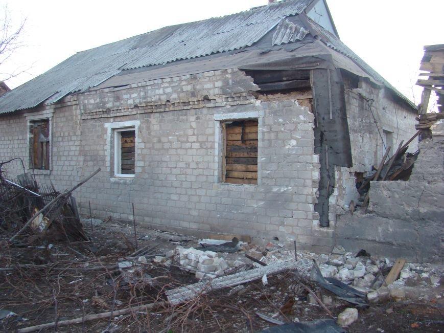 Дом семьи Матюшенко