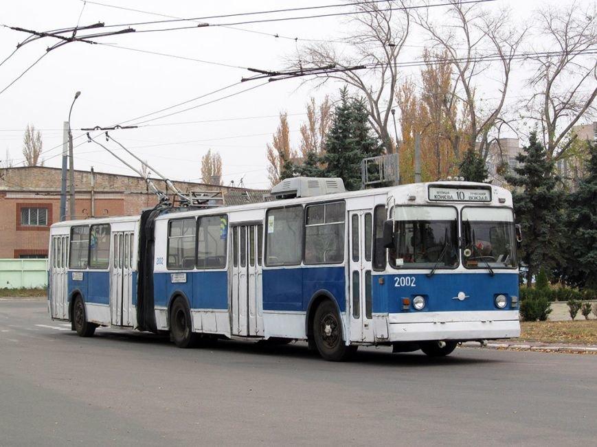 Чим відрізняється полтавський громадський транспорт від черкаського (фото) - фото 1