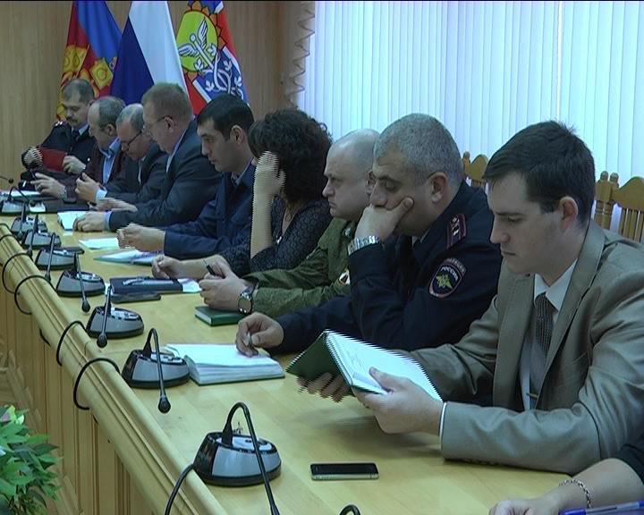 В Армавире обсудили проблему антитеррора (фото) - фото 1