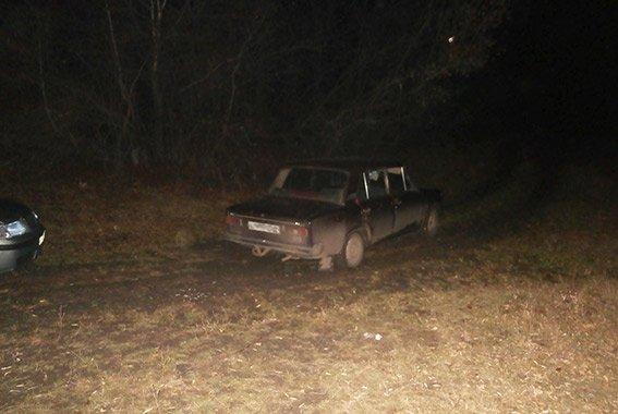 В Одесской области автомобилист сбил человека и сбежал (ФОТО) (фото) - фото 1