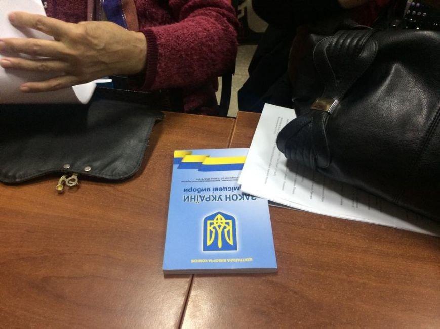 В Мариуполь уже везут бюллетени, а пока избирком регистрирует наблюдателей (ФОТО, Видео), фото-2
