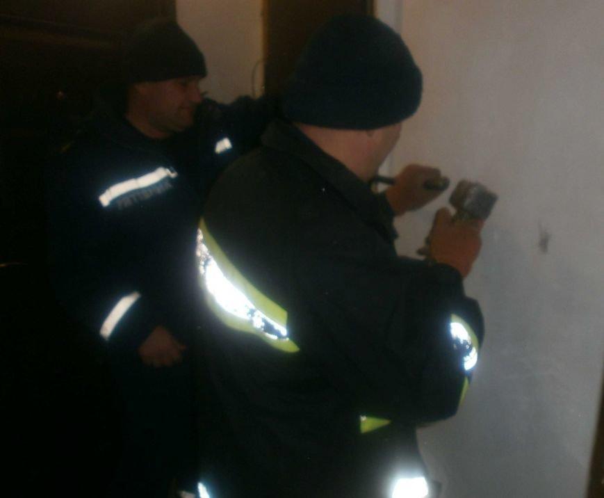 В Киевской области пожарные спасли беременную женщину-самоубийцу (ФОТО) (фото) - фото 1