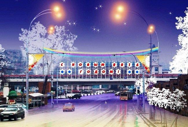 Аномальное тепло в Ростове не помешало установить новогоднюю елку (фото) - фото 2