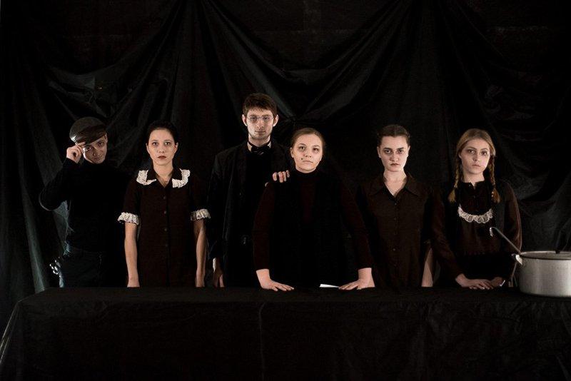 Когда сбываются мечты. Белгородский молодёжный театр «Спичка» читал французов (фото) - фото 2