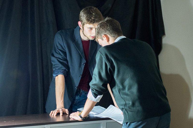 Когда сбываются мечты. Белгородский молодёжный театр «Спичка» читал французов (фото) - фото 1
